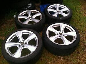 "Ford 19"" mags North Tivoli Ipswich City Preview"