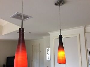 Hanging light shades Hoppers Crossing Wyndham Area Preview