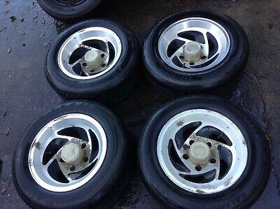 """Suzuki Vitara Fat Boy Alloy Wheels With 255 / 60 / 15"""" Tyres"""