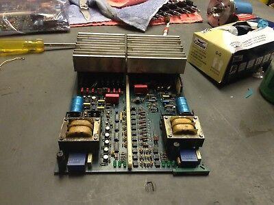 Charmilles Roboform 20 CNC EDM Power Board, 852 447, UP1-4, Used, Warranty