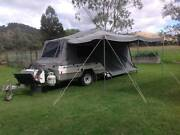 Off-road camper trailer Tamworth Tamworth City Preview
