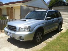 2004 Subaru Forester 2.5 XT - Turbo Huntingdale Gosnells Area Preview
