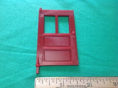 LIONEL #145 GATEMAN DOOR RED 145-12