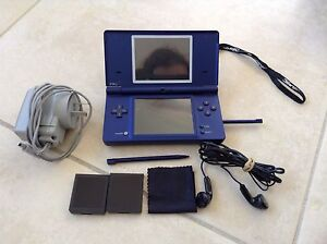 Nintendo DSi with 4 games, charger and case! Hornsby Hornsby Area Preview