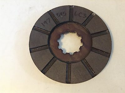 1975456c3 - A New Original Brake Disc For A Farmall 200 230 240 330 Tractors
