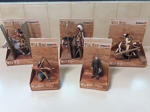 Schleich Native American series figures Duncraig Joondalup Area Preview