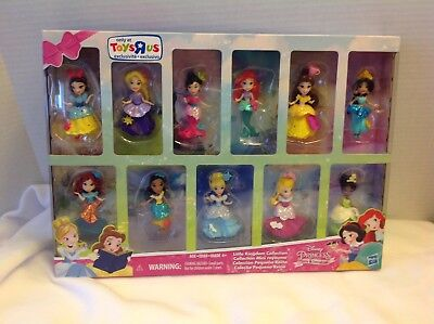 Disney Princesses Little Kingdom Princess Doll Collection Toys R Us