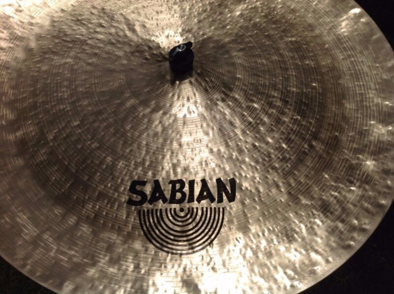 "28"" HH Sabian Custom China! Deep, Dark and Rich!"
