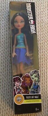 Monster High Cleo De Nile Daughter of Mummies Mattel Doll Toy