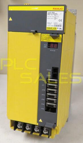 Fanuc A06b-6121-h030 #h550  |  Alpha Isp Spindle Amplifier Module