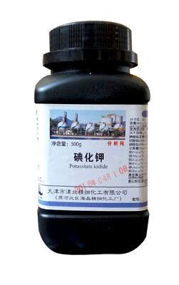 Potassium Iodide Crystal Ki Reagent 500g Ar Grade