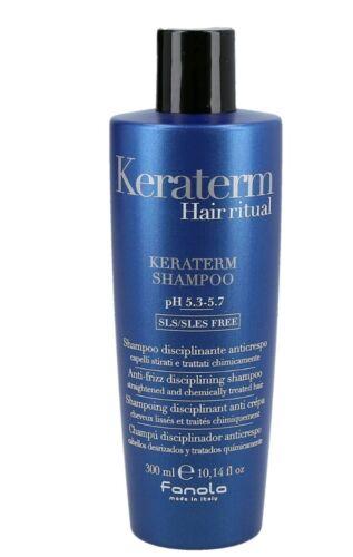Fanola Keraterm Hair Ritual  Shampoo/Mask/ Spray