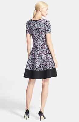 New kate spade cyber cheetah sweater dress Size XL (USA Size 14)