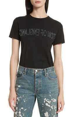 Helmut Lang Tom Of England T-Shirt - Black - H07RW502