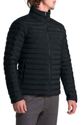 NWT The North Face Men's Stretch Down Jacket LARGE Black Slim Fit T93Y56JK3 NEW