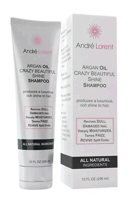 Argan Oil Shampoo Best For Dry Damaged Thinning Hair & Split Ends