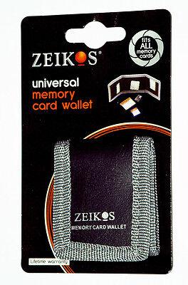 Кейсы для карт Zeikos Electronics ZE-MC3A