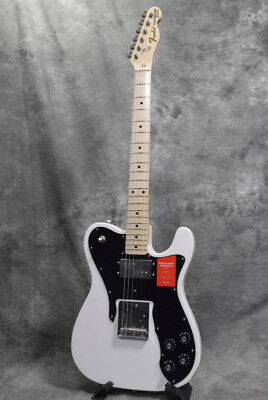 New Fender Made in Japan Traditional 70s Telecaster Custom Arctic White Guitar