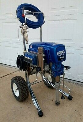 Graco Ultimate Mx Ii 1095 Electric Airless Paint Sprayer1595795695