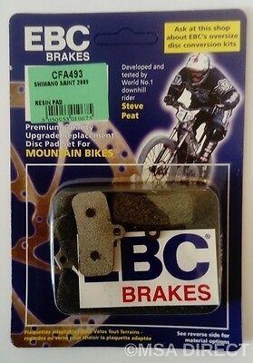EBC Bicicleta de Montaña Pastillas Freno (CFA493) Para Shimano Saint (BR-M810/