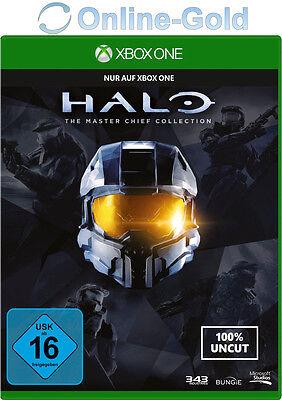 Xbox One - Halo The Master Chief Collection Key Microsoft Digital Code Neu EU DE ()