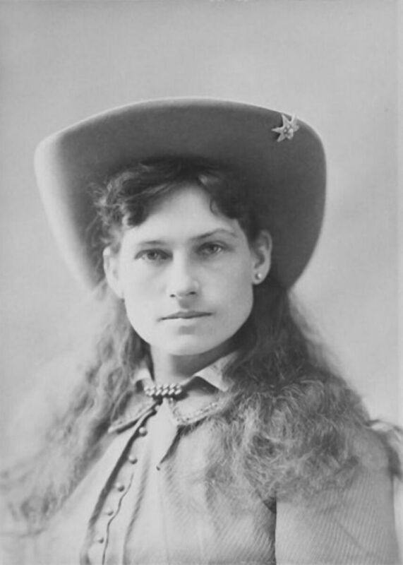 ANNIE OAKLEY 8X10 GLOSSY PHOTO PICTURE IMAGE #3