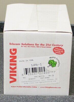 Viking Lpr-1 Line Powered Ringer For Analog Telephones Pn 261770 615687224887