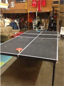 Ping Pong/Beer Pong/Work Table