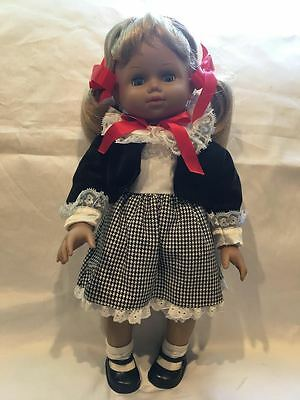 "New Indigo Bunting Sophie 18"" Doll with Original Box - 17"" Tall"