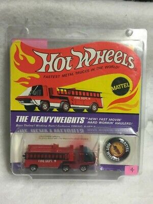 Lot Of 2 Hot Wheels Vintage  BP (Redlines) *Heavy Weight Protective Case Largest