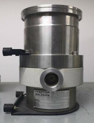 Pfeiffer Balzers Tph 240 Turbo Vacuum Pumpworking