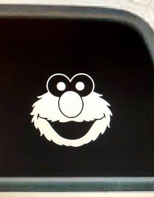 Elmo Vinyl Decal