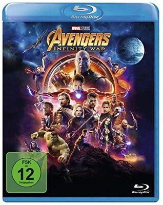 Avengers: Infinity War Blu-ray NEU OVP Marvel