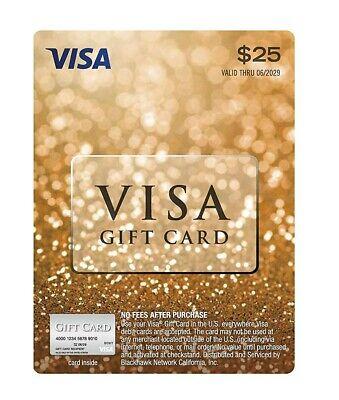 Vanilla Gift card $25