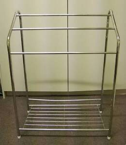Stainless Steel Clothes Rack $10 Canberra City North Canberra Preview