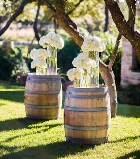 WINE BARRELS 4 HIRE $40 EA or $35 EA FOR 3 OR MORE FREE DELIVERY!