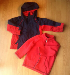 Kids 3 in 1 jacket - 3T