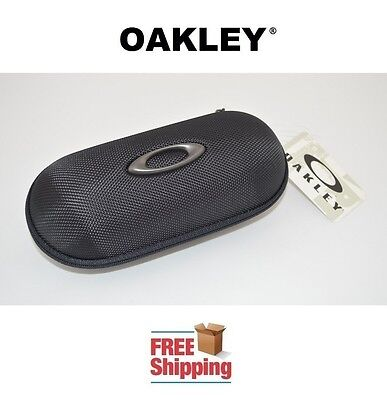OAKLEY® SUNGLASSES EYEGLASSES LARGE SEMI RIGID VAULT STORAGE CASE NEW FREE SHIP for sale  Shipping to Canada