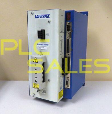 Vickers Acramatic As10301  Servo Amplifier Drive