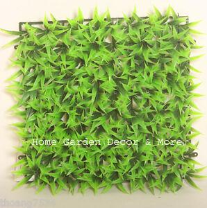 Aquarium Plastic Fish Tank Decor Floral Water Green Grass Plant SAFE FOR FISH