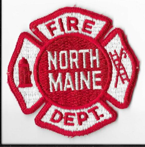 North Maine Fire Department, Illinois Shoulder Patch