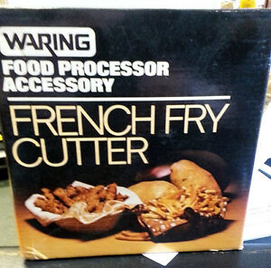 Food Processor French Fries Vegan Food Processor