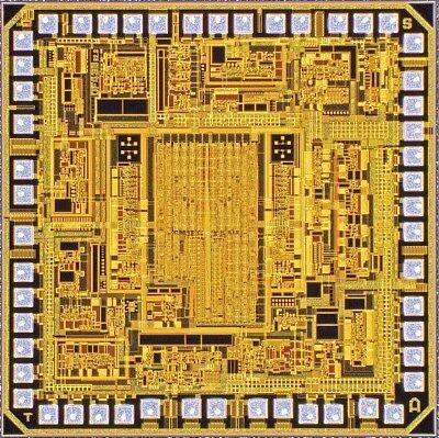 100pcs Toshiba Tb31261af Rf Bi-cmos 900mhz Cordless Phone Silicon Dies Wafer
