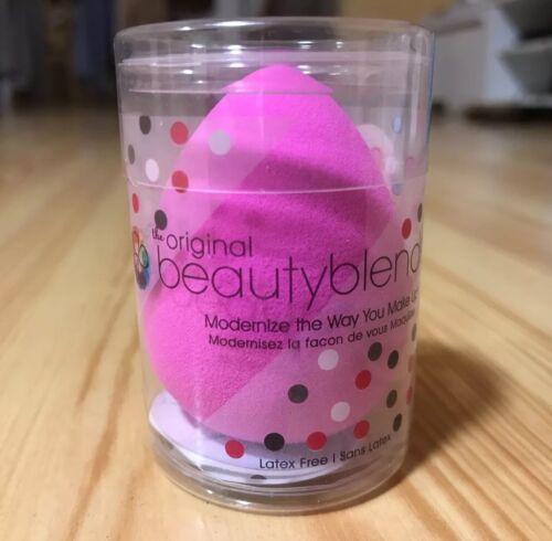 Original Beauty Blender Makeup Sponge Applicator Brand New Latex Free