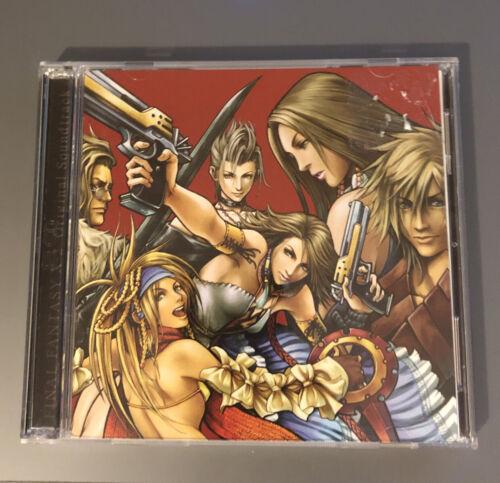 Final Fantasy X-2 2CD Original Soundtrack OST Japan Import US Seller  - $24.99