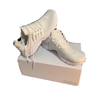 Nike Air Presto Triple White - UK 11