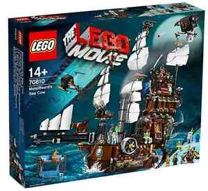 NEW Lego Movie 70810 MetalBeard's Sea Cow set Killara Ku-ring-gai Area Preview