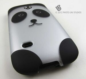 CUTE-CARTOON-PANDA-BEAR-HARD-CASE-COVER-HUAWEI-ASCEND-2-II-TMOBILE-PRISM-PHONE