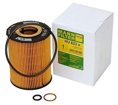 Engine Oil Filter Mann for BMW E60 E63 E64 E65 E66 E70 550i 650i 750Li 760i X5
