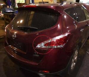 NISSAN MURANO TAILGATE LAMP (RIGHT SIDE), Z51, 12/08- (C18283) Lansvale Liverpool Area Preview